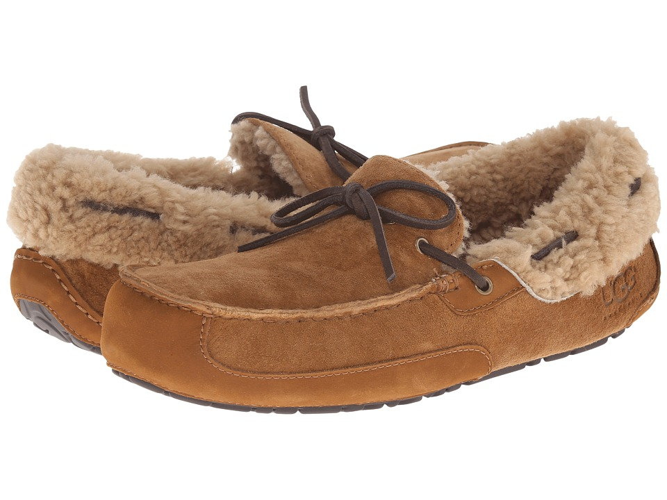 UGG Fleming (Chestnut Suede) Men