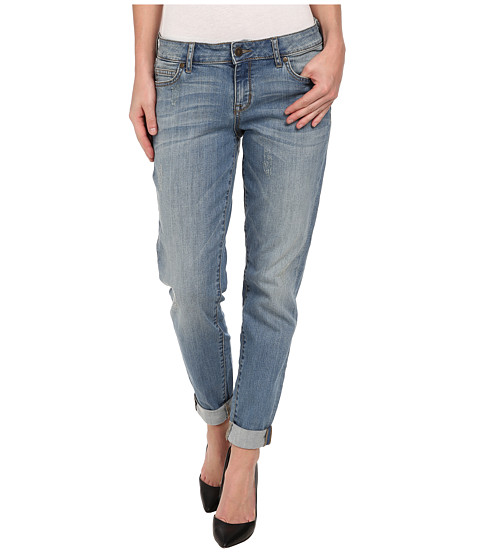 CJ by Cookie Johnson - Glory Slim Boyfriend in Club (Club) Women's Jeans