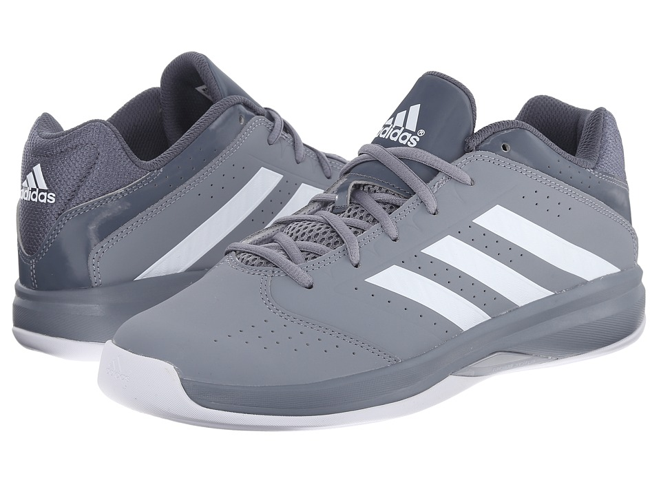 adidas - Isolation 2 Low (Grey/White/Onix) Men's Shoes
