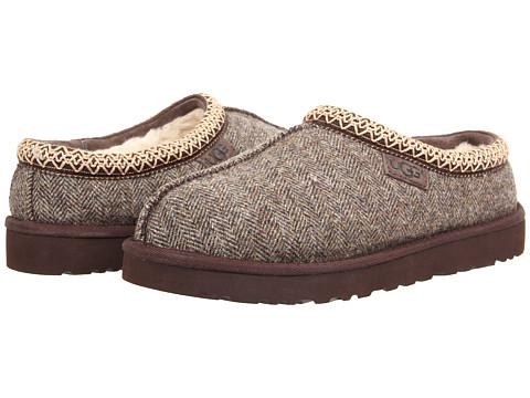 UGG - Tasman Tweed (Stout Tweed) Men's Slippers