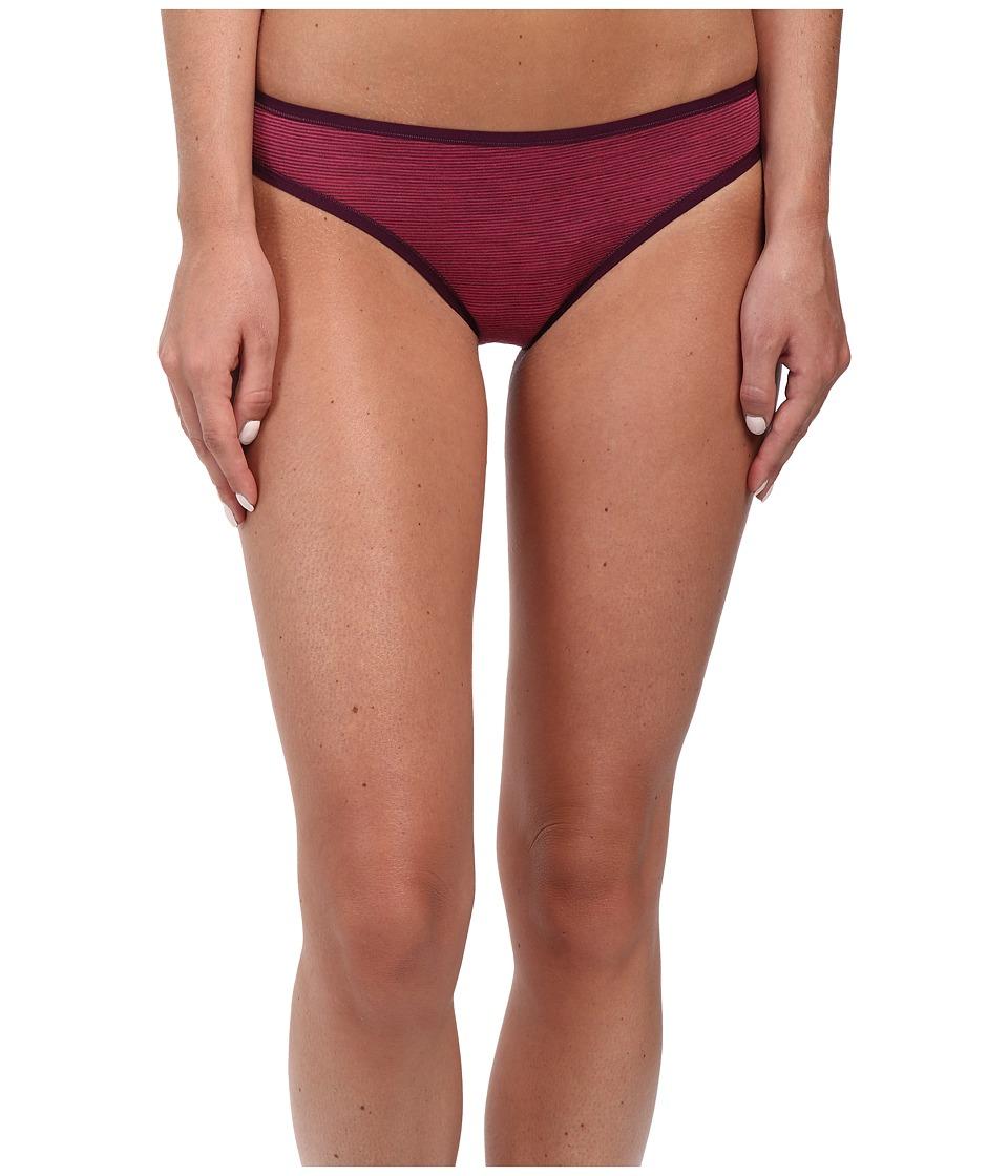 Smartwool - NTS Micro 150 Pattern Bikini (Bright Pink) Women's Underwear