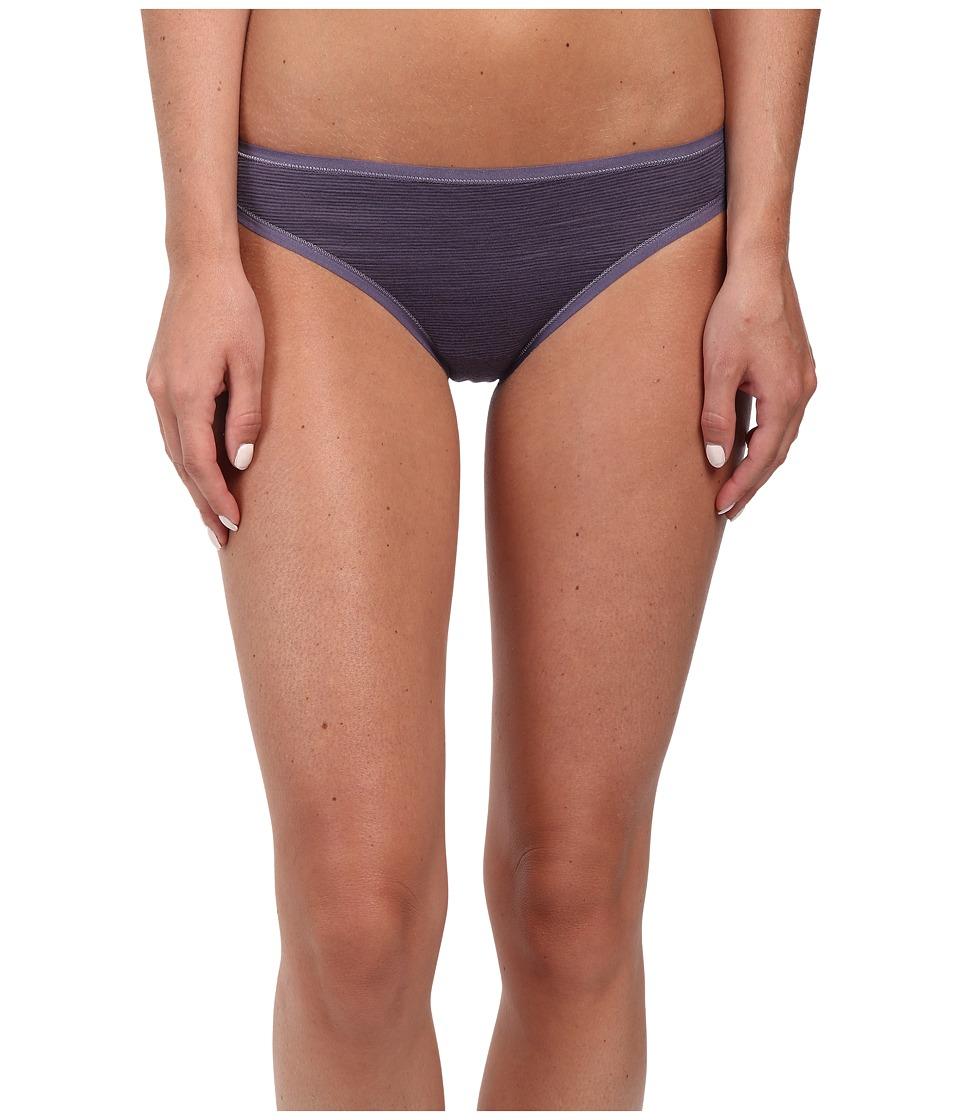 Smartwool - NTS Micro 150 Pattern Bikini (Desert Purple) Women's Underwear