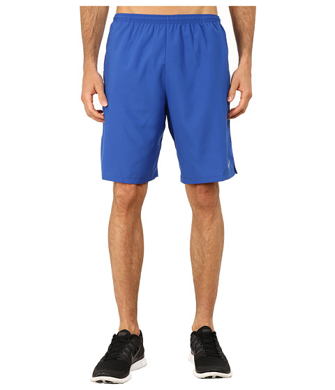 Nike - 9 Challenger Short (Game Royal/Black/Reflective Silver) Men