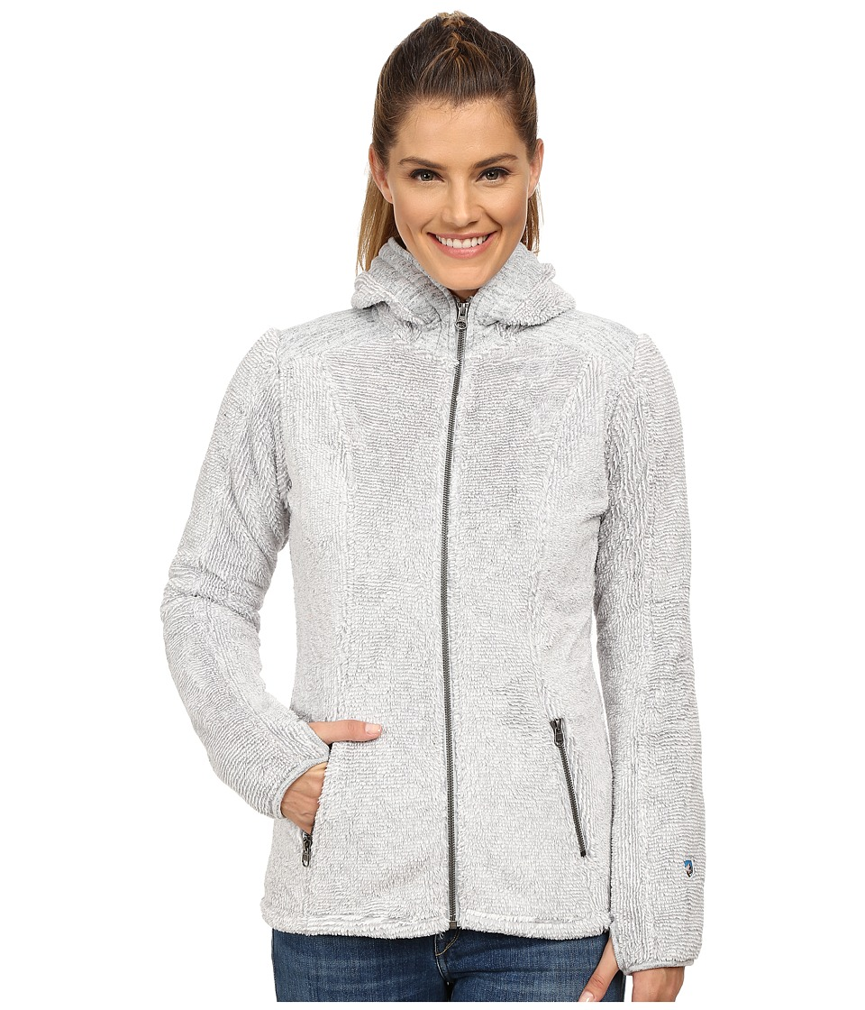 KUHL - Alto Hoodie (Ash) Women's Fleece