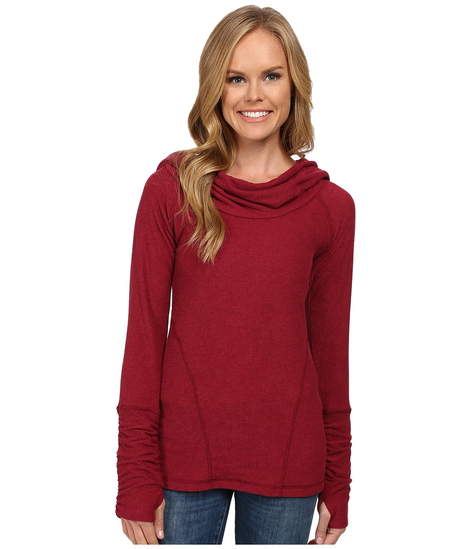 Kuhl - Kamryn Pullover (Sangria) Women's Long Sleeve Pullover