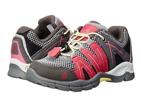 Jack Wolfskin Kids - Volcano Air Low (Toddler/Little Kid) (Rosebud) Girls Shoes