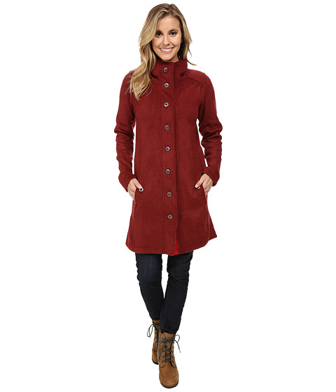 Kuhl - Savina (Burnt Sienna) Women's Coat