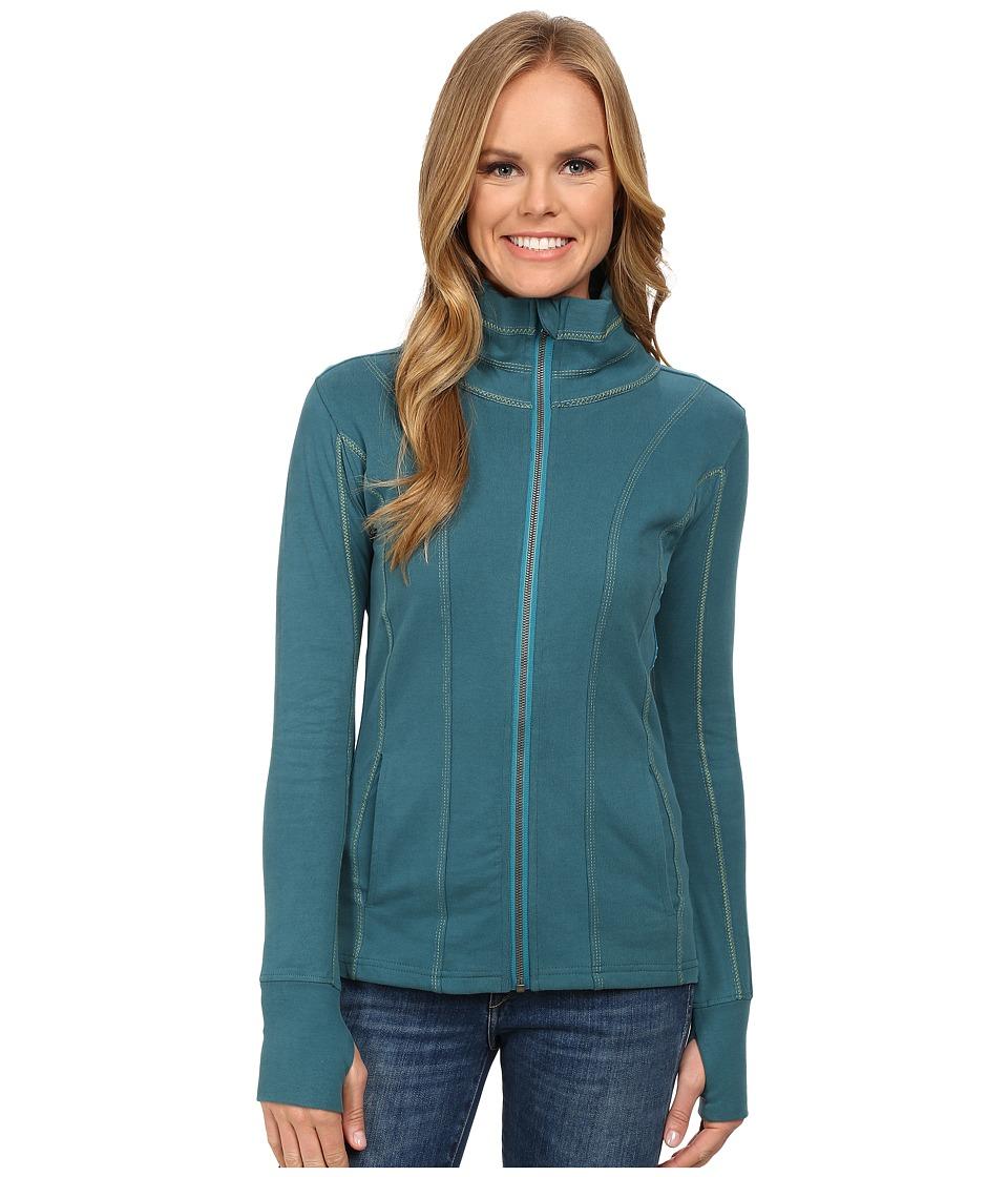 Kuhl - Kember Jacket (Deep Sea) Women's Sweatshirt