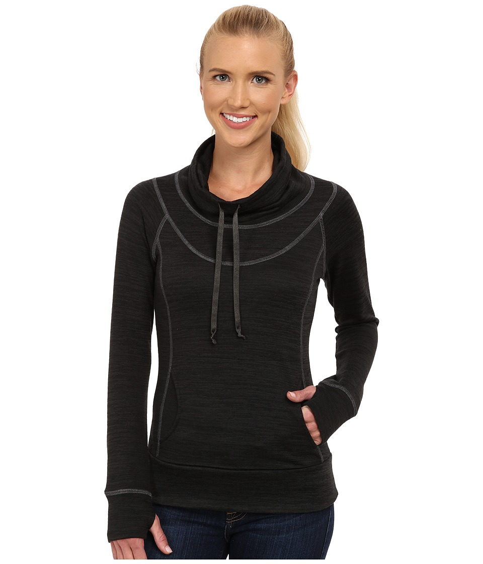 KUHL - L a Pullover (Black) Women's Long Sleeve Pullover