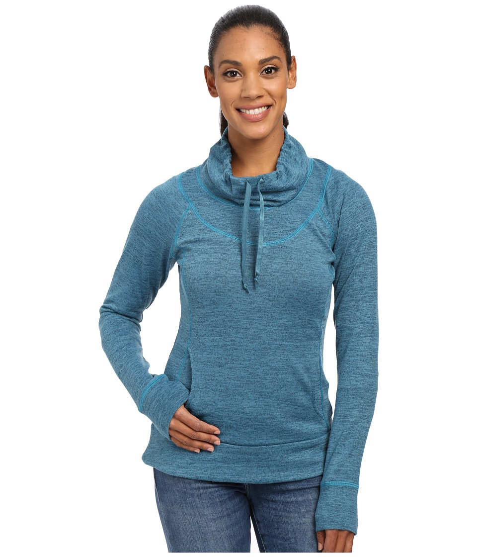 Kuhl - L a Pullover (Deep Sea) Women's Long Sleeve Pullover