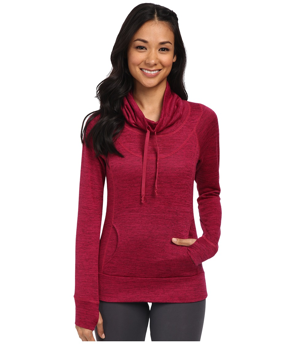 Kuhl - L a Pullover (Sangria) Women's Long Sleeve Pullover