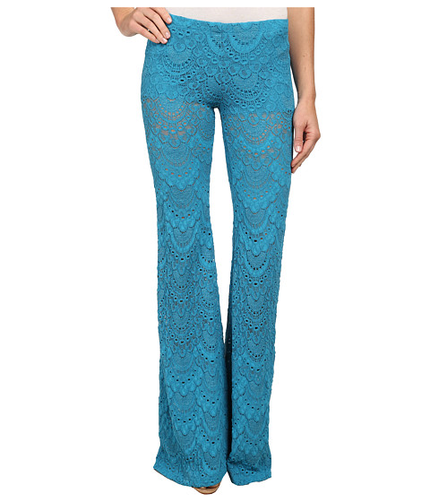 Nightcap - Spanish Bells (Turquoise) Women's Clothing