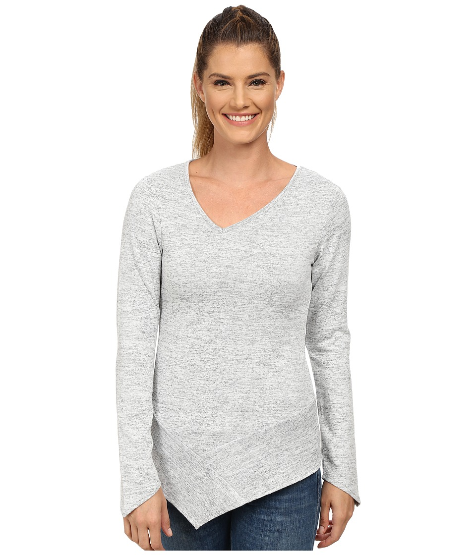 KUHL - L a Slant Long Sleeve Top (Ash) Women's Long Sleeve Pullover