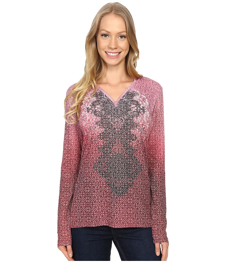 Kuhl - Basel Hoodie (Sangria) Women's Long Sleeve Pullover