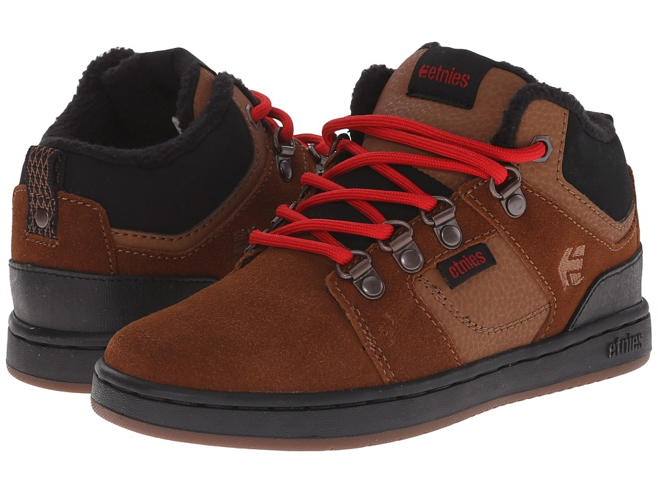 etnies Kids - High Rise (Toddler/Little Kid/Big Kid) (Tan) Boys Shoes