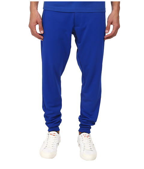 adidas Y-3 by Yohji Yamamoto - Classic Track Pants (Collegiate Royal) Men's Casual Pants