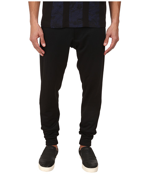 adidas Y-3 by Yohji Yamamoto - Classic Track Pants (Black) Men's Casual Pants