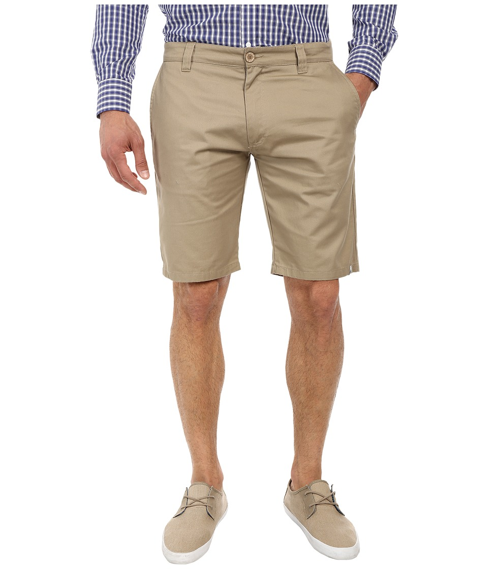 Matix Clothing Company - Welder Modern Shorts (Khaki) Men's Shorts