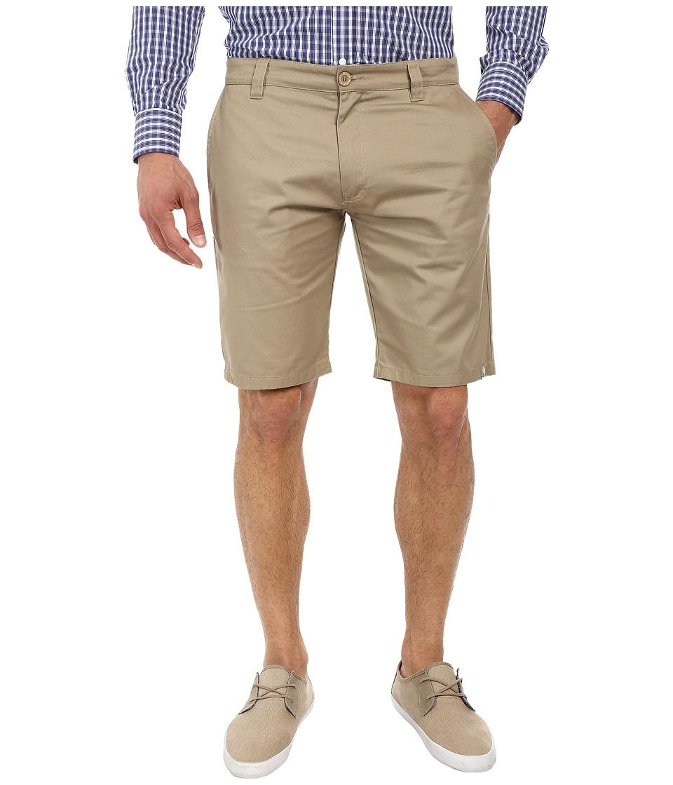 Matix Clothing Company - Welder Modern Shorts (Khaki) Men's Shorts