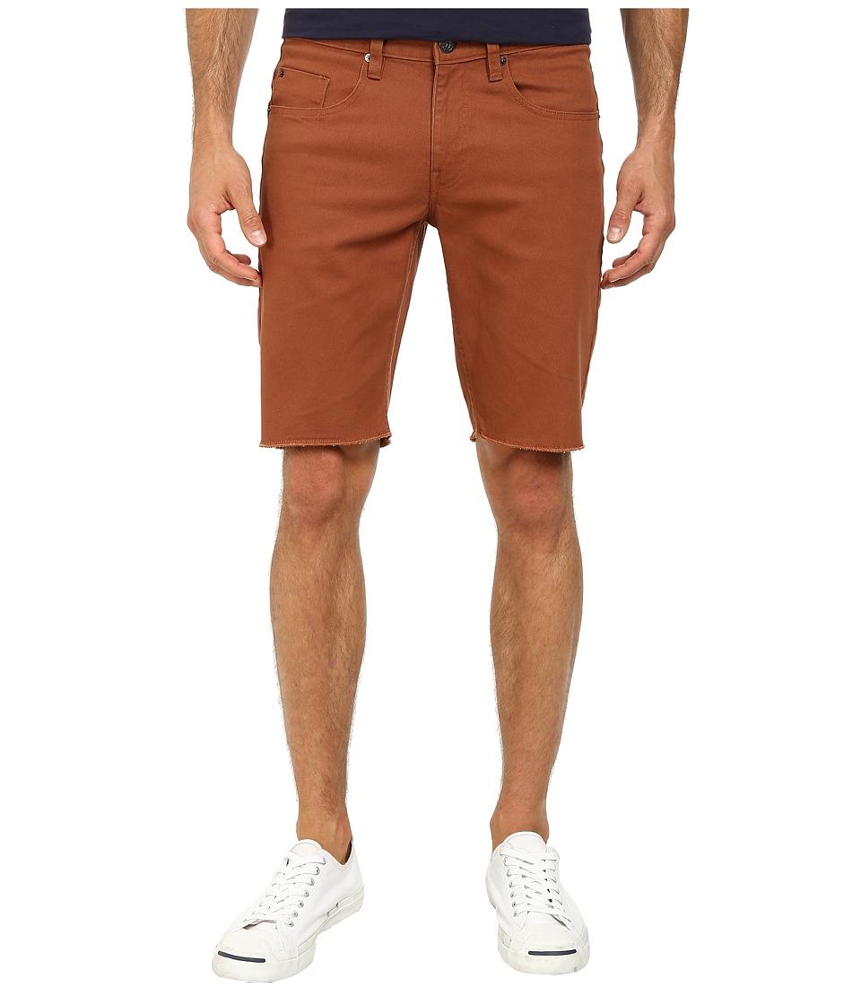 Matix Clothing Company - Gripper Twill Shorts (Clay) Men