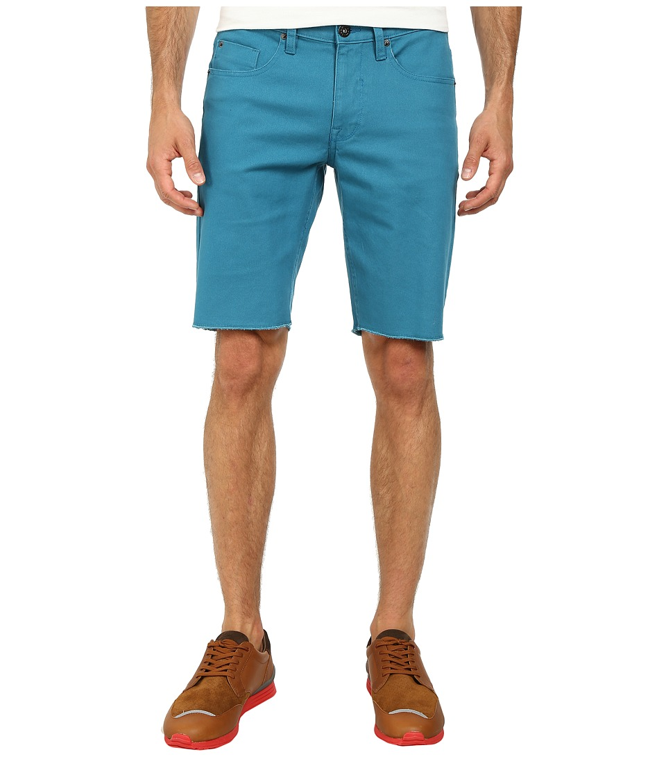 Matix Clothing Company - Gripper Twill Shorts (Slate) Men's Shorts