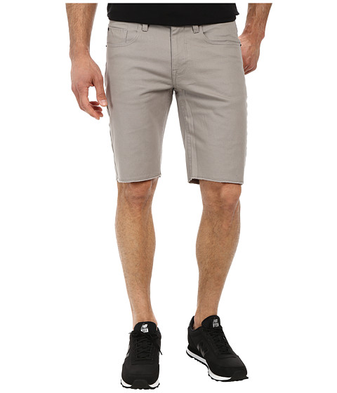 Matix Clothing Company - Gripper Twill Shorts (Light Grey) Men's Shorts