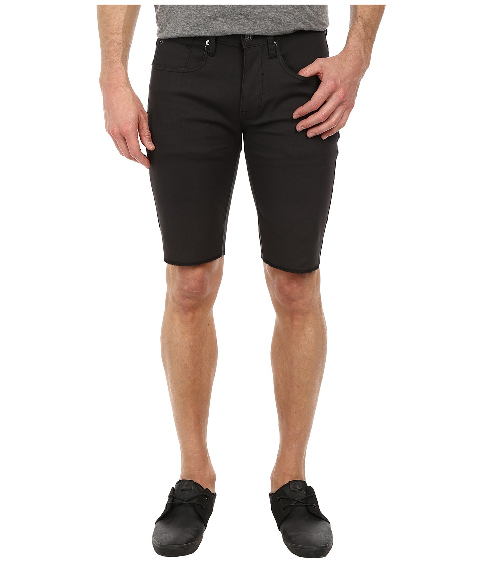 Matix Clothing Company - Gripper Bedford Shorts (Smoke) Men