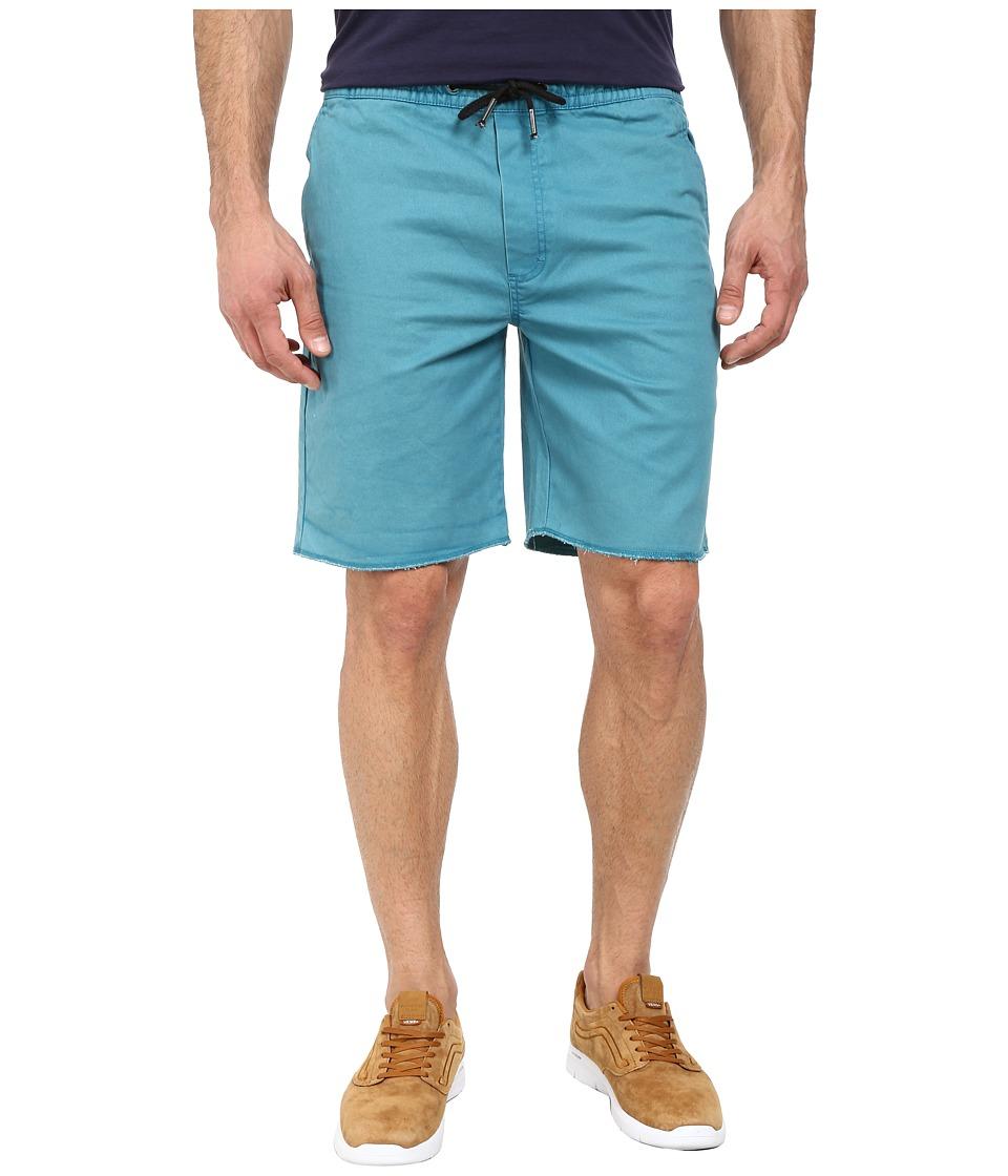 Matix Clothing Company - Kash Elastic Shorts (Slate) Men's Shorts
