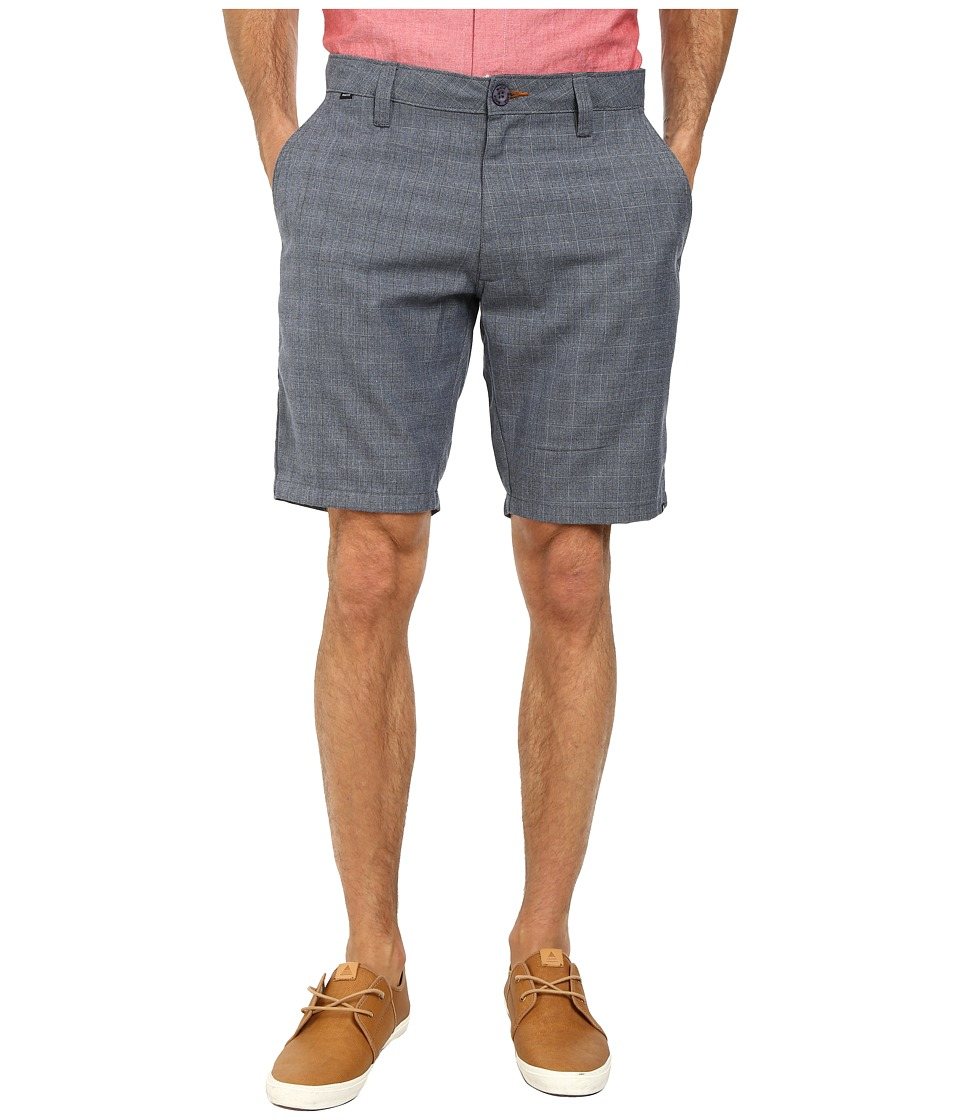 Matix Clothing Company - Spring Slacks Shorts (Charcoal) Men's Shorts
