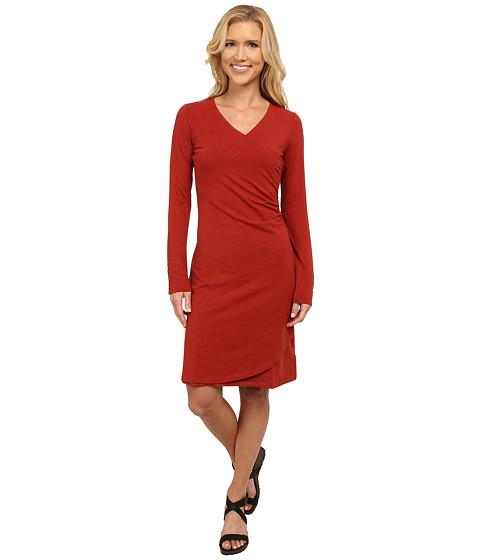 Kuhl - Vienna Dress (Burnt Sienna) Women's Dress