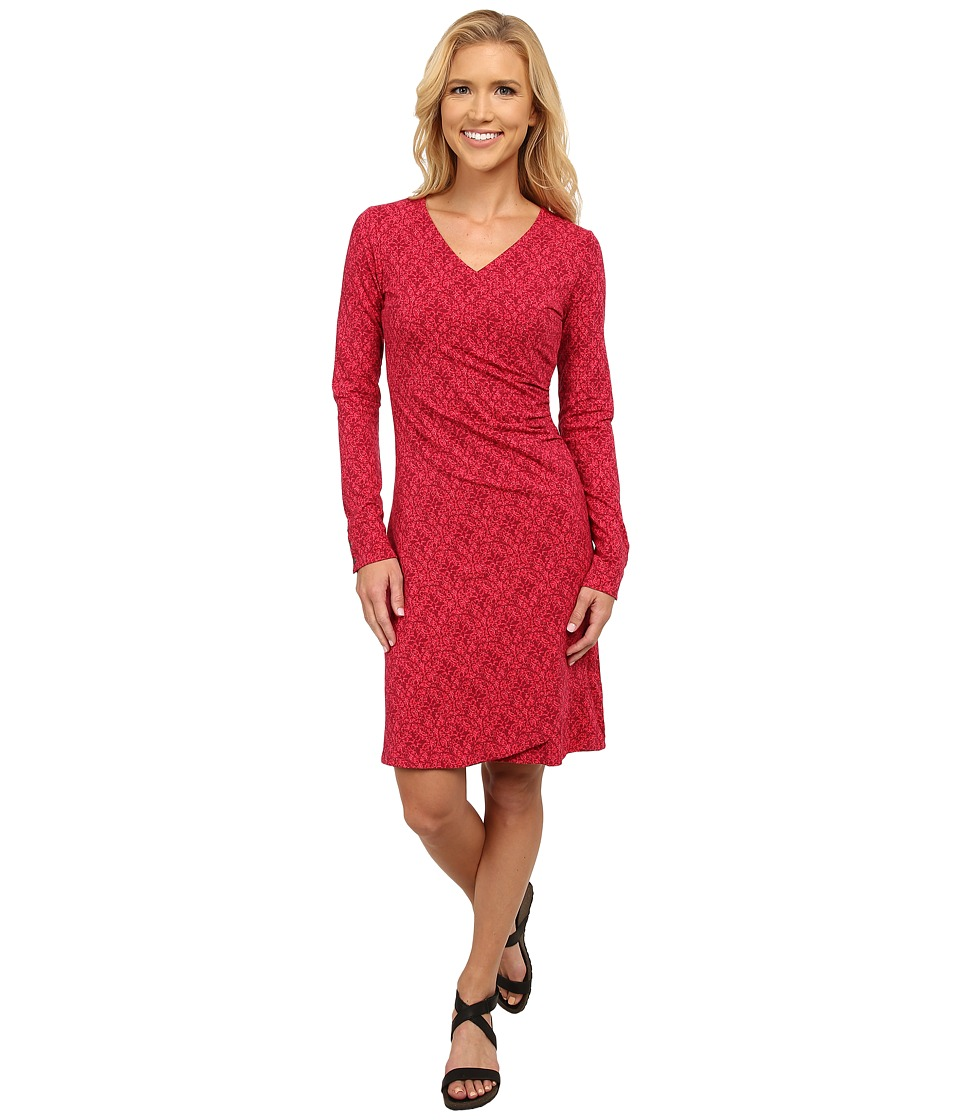 KUHL Vienna Dress (Fuchsia) Women