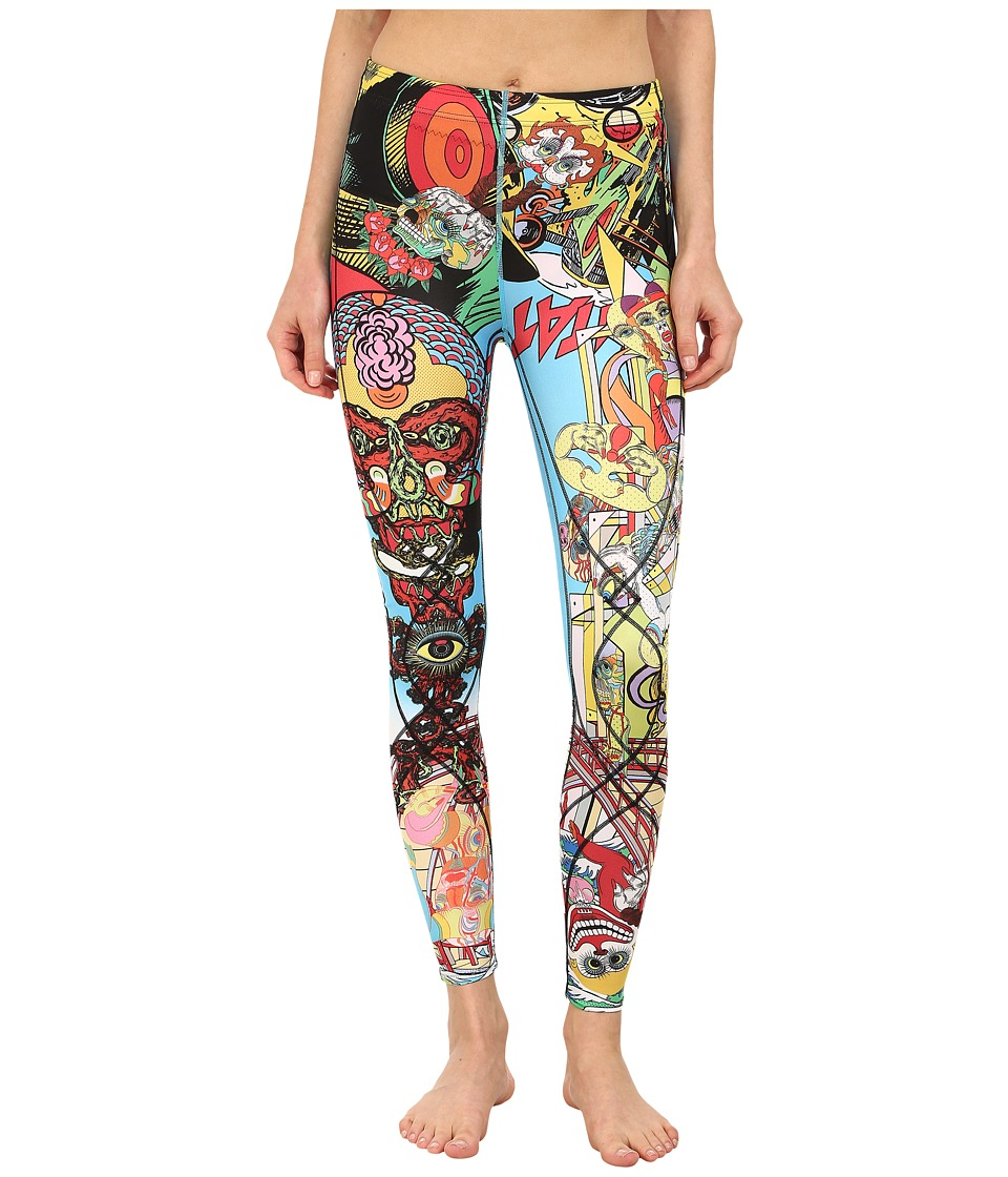 CW-X - Stabilyx Tights Print (Artist Print) Women's Workout