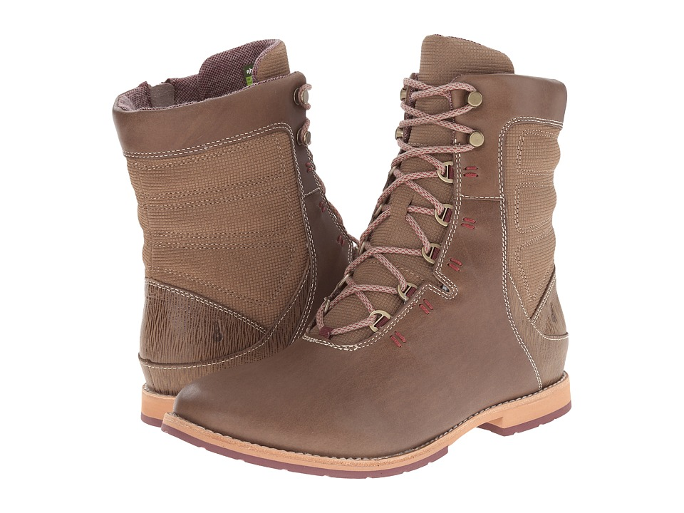 Ahnu - Chenery (Timber Wolf) Women's Shoes