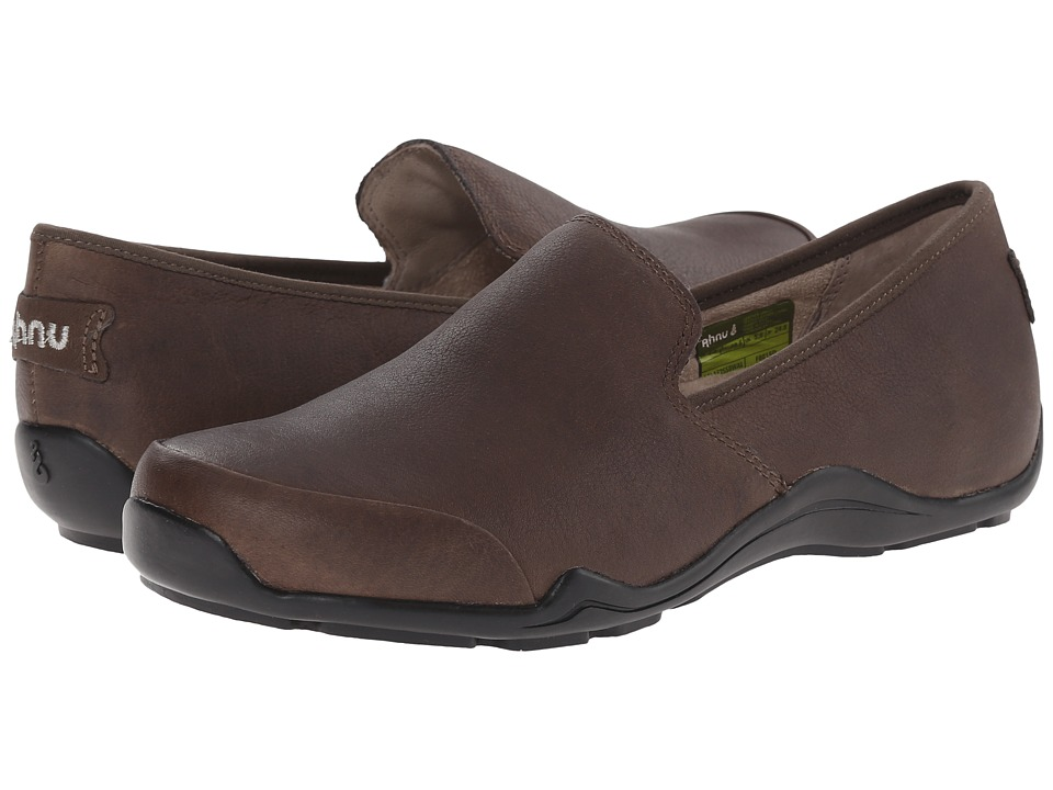 Ahnu - Penny Pro (Walnut) Women's Slip on Shoes