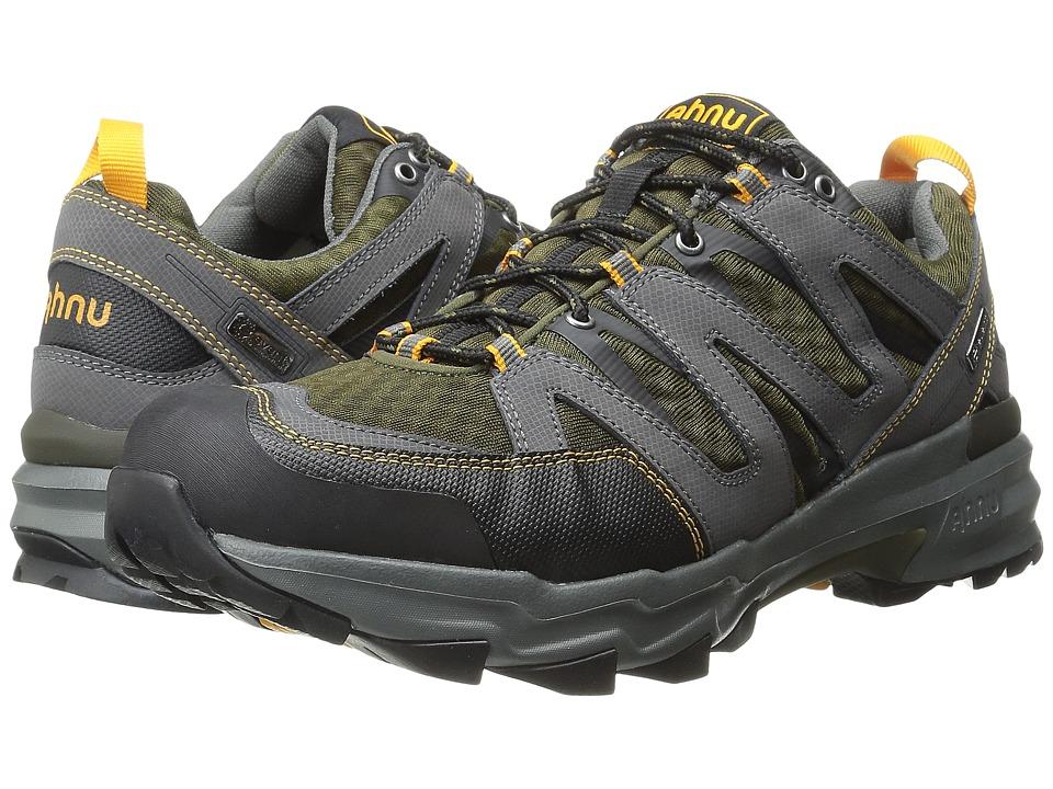 Ahnu - Ridgecrest WP (Dark Olive) Men's Shoes