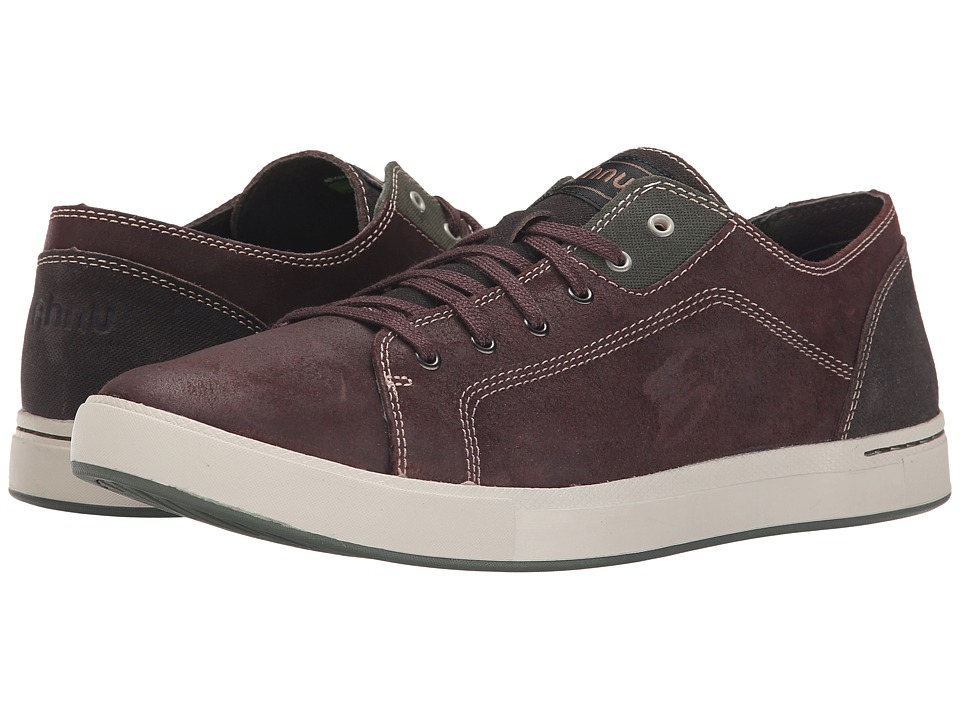 Ahnu - Stockton Leather (Mulch) Men's Shoes