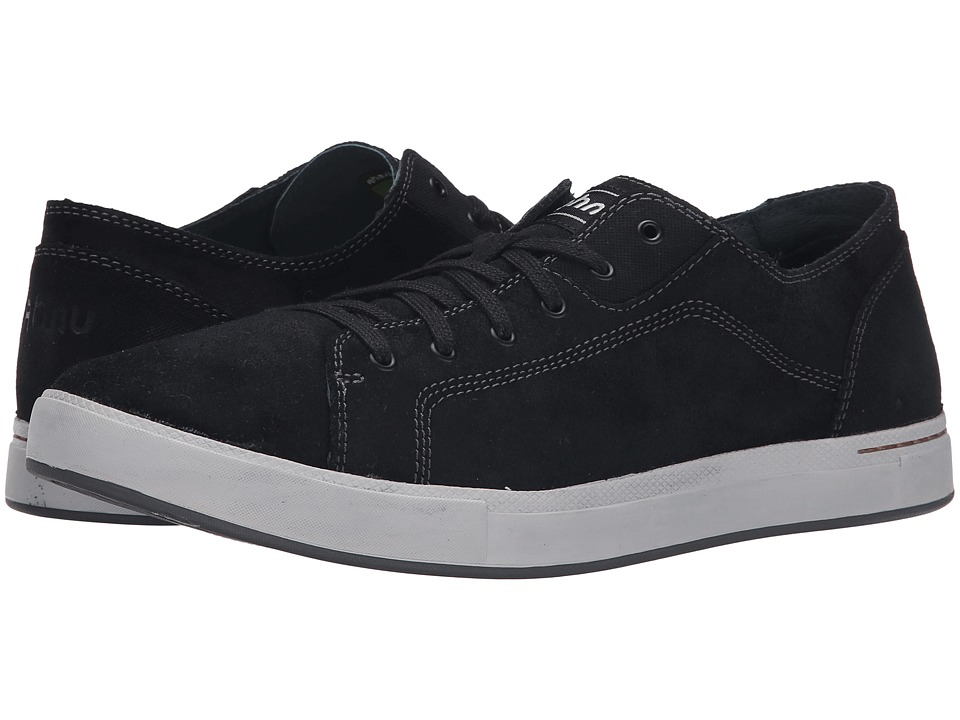 Stockton Mens Shoes Black