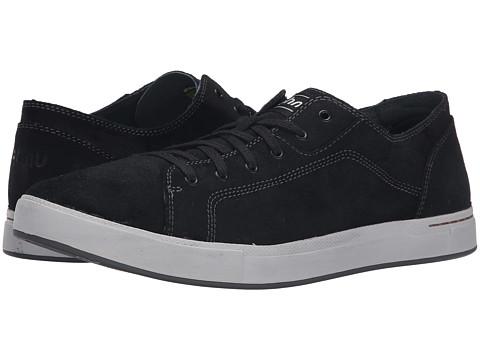 Ahnu - Stockton Leather (New Black) Men's Shoes
