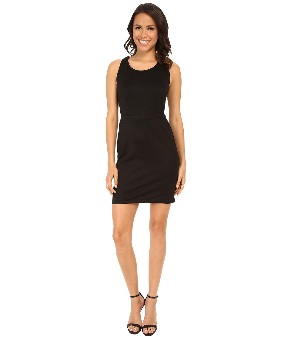 Jack by BB Dakota - Stellan Bodycon Ponte Dress (Black) Women