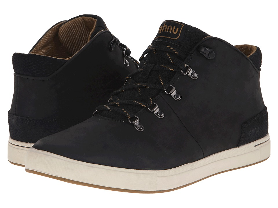 Ahnu - Fulton (Black) Men's Shoes