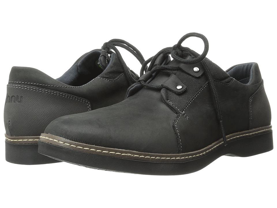 Ahnu - Cortland (Black) Men's Shoes