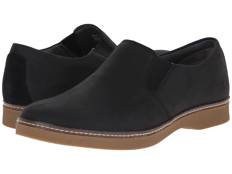 Ahnu - Clay (Black) Men's Shoes
