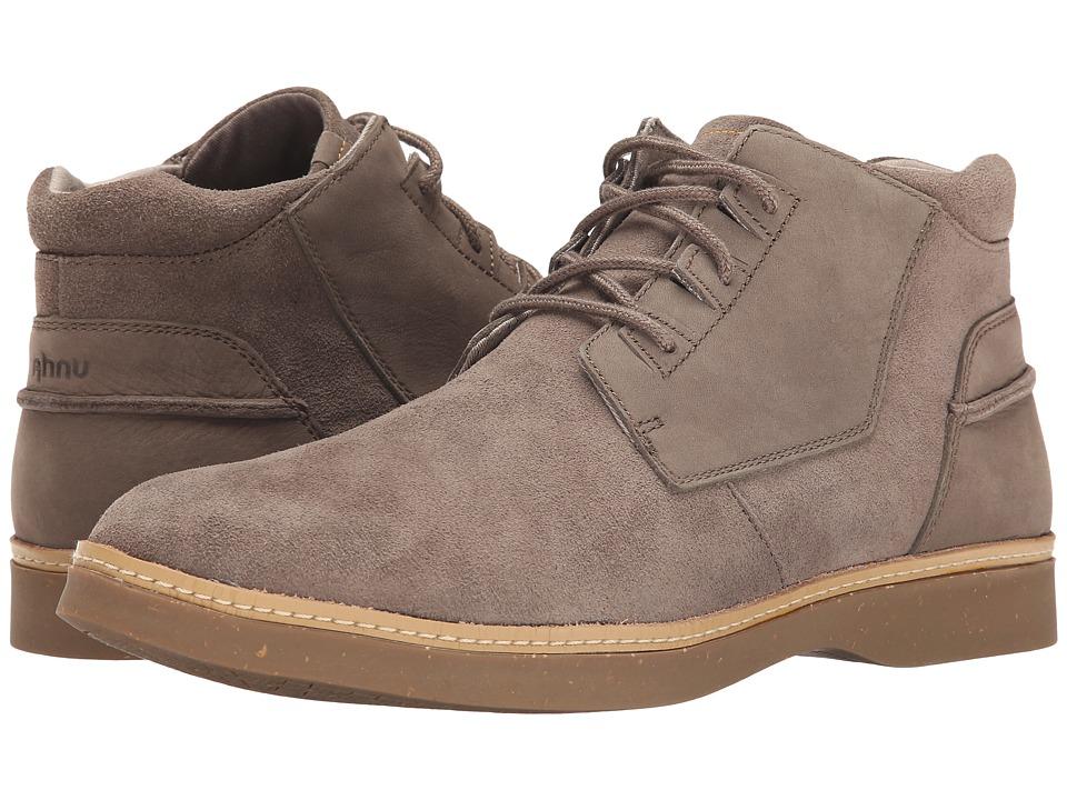 Ahnu - Broderick (Walnut) Men's Shoes