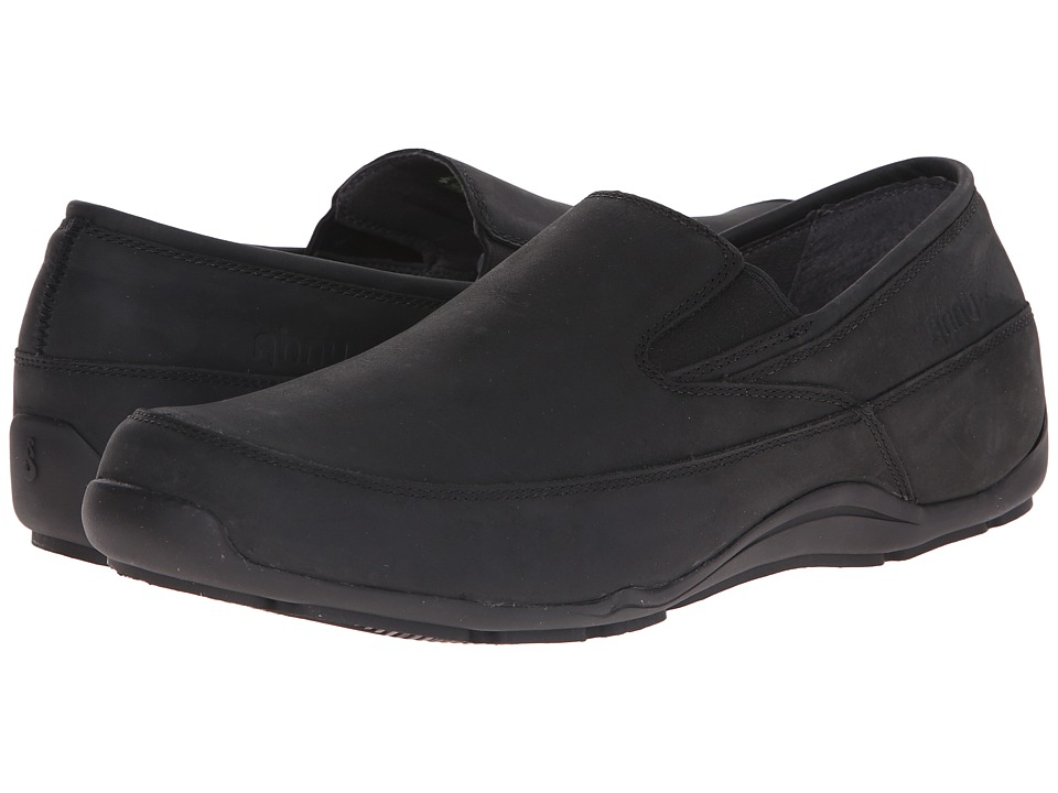 Ahnu - Jack Pro (Black) Men's Shoes