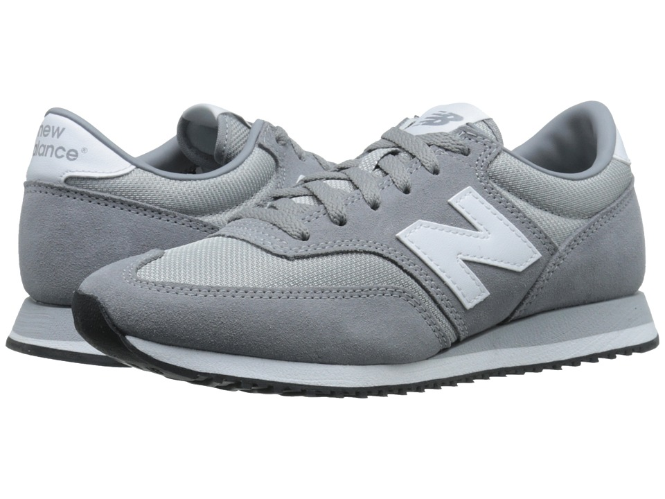 New Balance Classics 620 Core Collection (Grey) Women