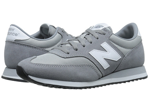 New Balance Classics - 620 - Core Collection (Grey) Women's Shoes