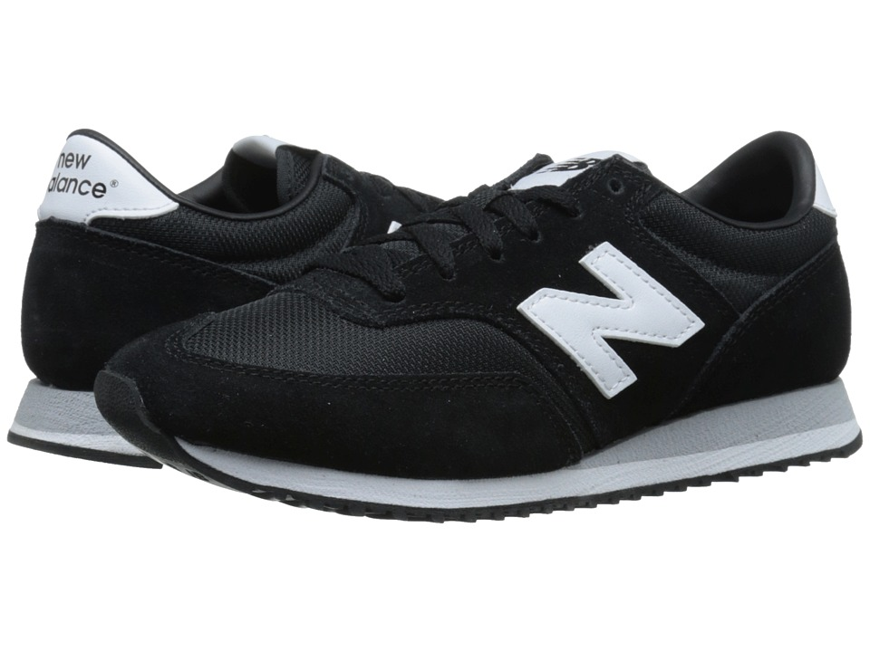 New Balance Classics 620 Core Collection (Black) Women