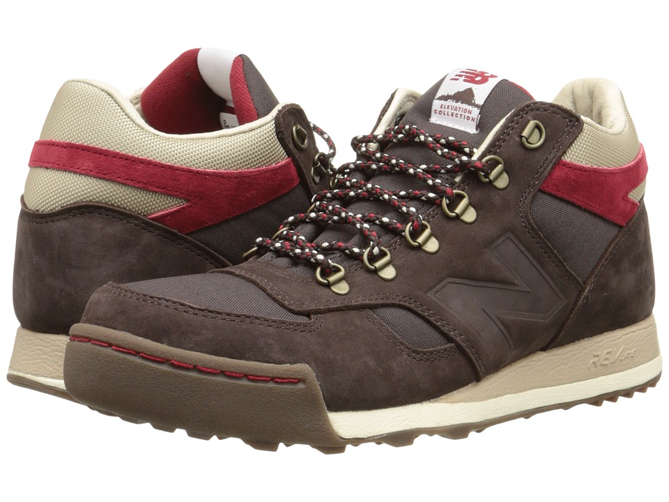 New Balance - 710 - Pig Suede (Brown) Men's Shoes