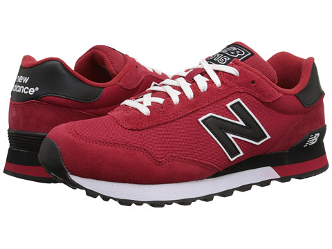 New Balance Classics - 515 - Polo (Red) Men's Shoes