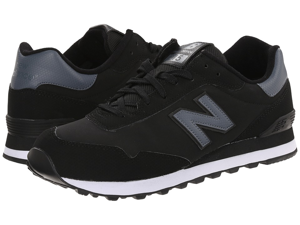 New Balance Classics - 515 - Stealth (Black) Men's Shoes
